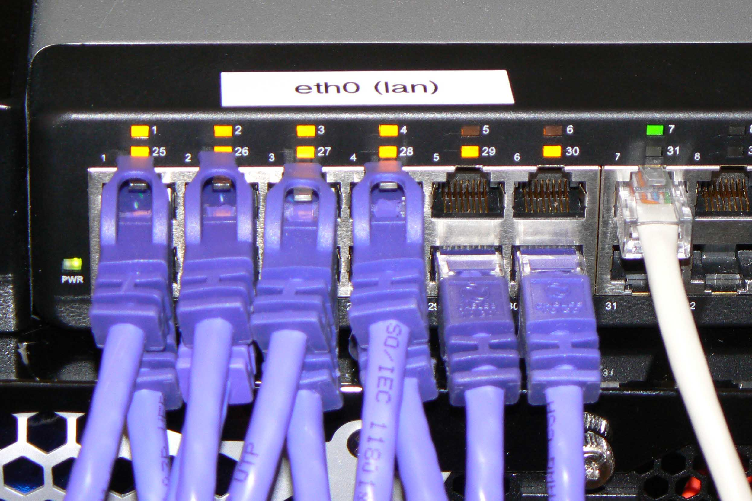 Johns Creek GA High Quality Onsite Voice & Data Network Cabling, Low Voltage Contractors