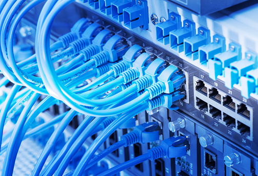 Flowery Branch GA Professional On Site Voice & Data Network Cabling, Low Voltage Inside Wiring Contractors