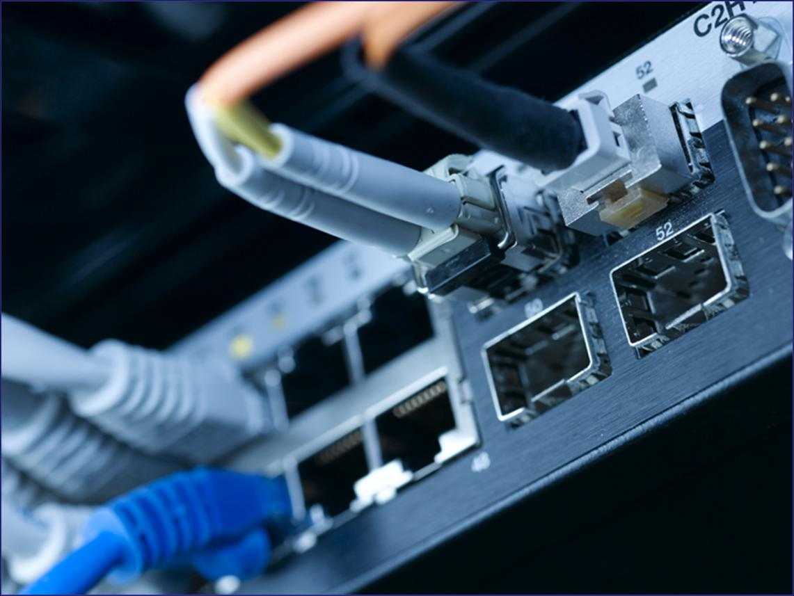 Newport KYs Finest Voice & Data Wired Network Cabling Services