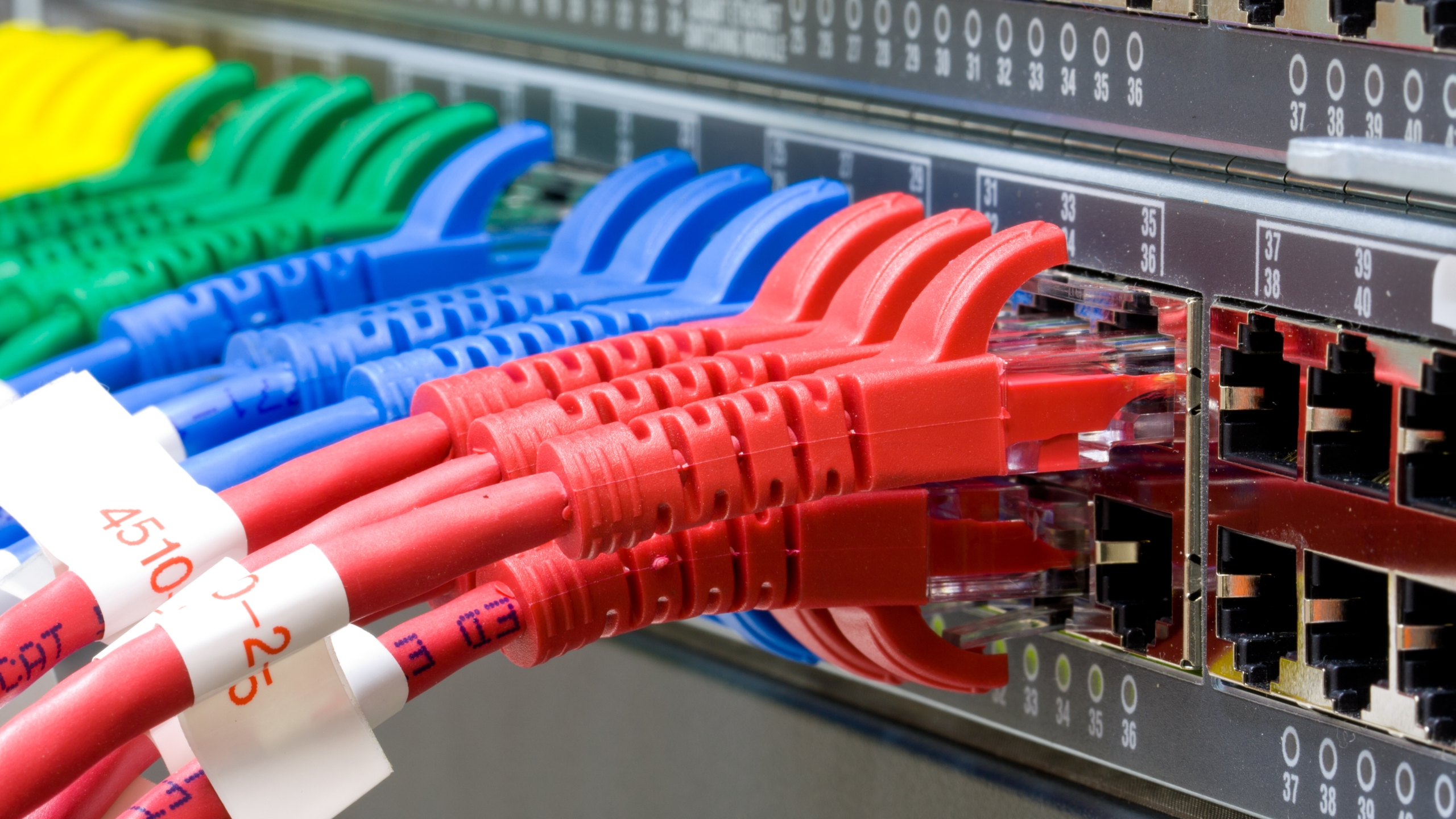 Carbondale IL Professional Voice & Data Networking, Low Voltage Cabling Contractor