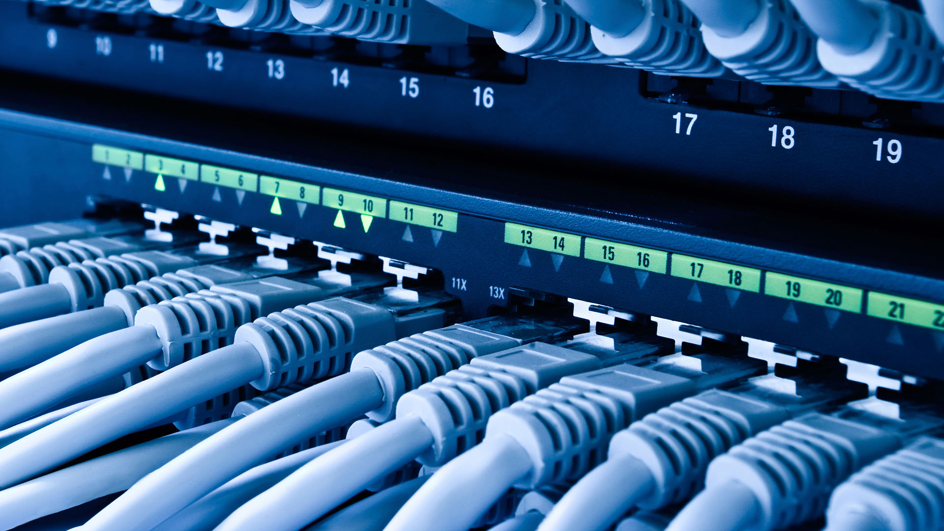 Warner Robins GA High Quality On Site Cabling for Voice & Data Networks, Low Voltage Solutions