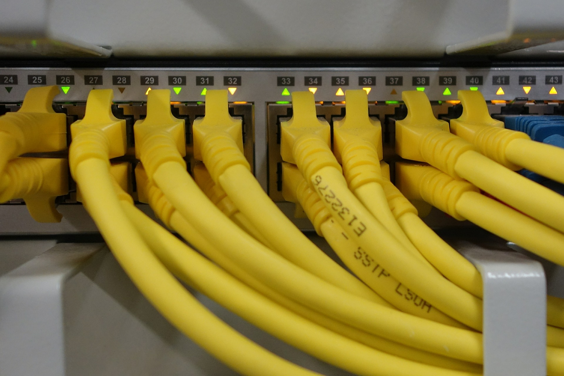 Cumberland KYs Trusted Voice & Data Network Cabling Contractor