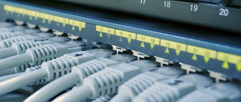 Columbia City Indiana Premier Voice & Data Network Cabling Services Provider