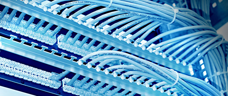 Parker Arizona Trusted Voice & Data Network Cabling Services