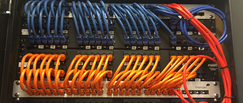 Des Peres Missouri High Quality Voice & Data Network Cabling Services Contractor