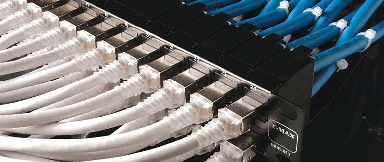 Texas Professional Onsite Voice and Data Cabling Services