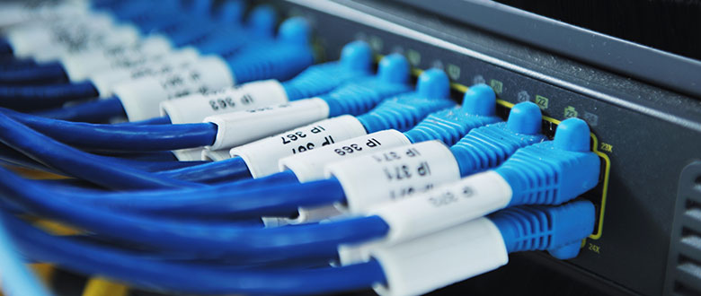 Little Elm Texas Best Pro Voice & Data Cabling Networks Solutions Contractor