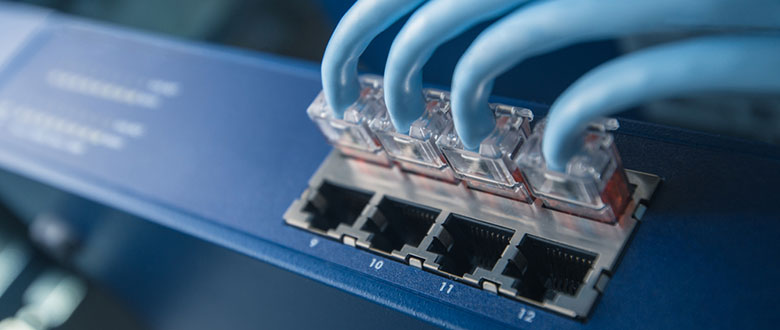 Nederland Texas Finest Pro Voice & Data Cabling Networking Solutions Contractor