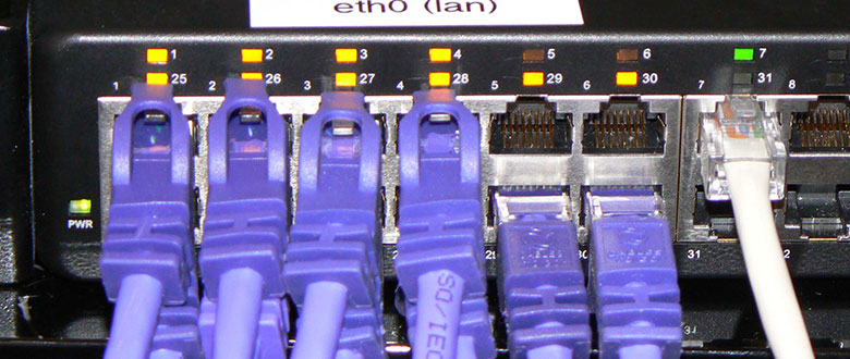 Gahanna Ohio High Quality Voice & Data Network Cabling Services Contractor