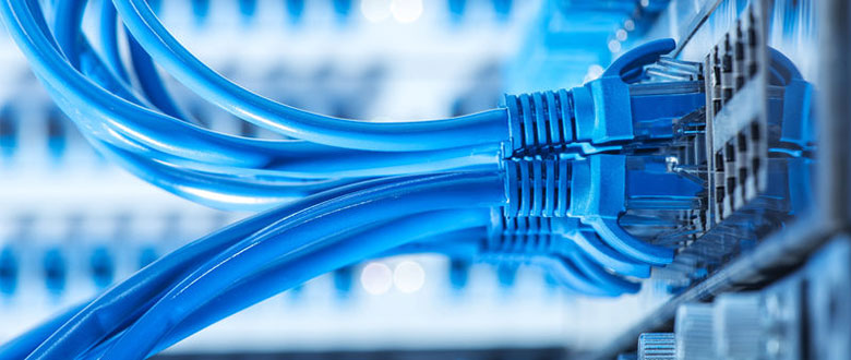 Hemet California On Site Networks, Telecom Voice and High Speed Data Cabling Solutions