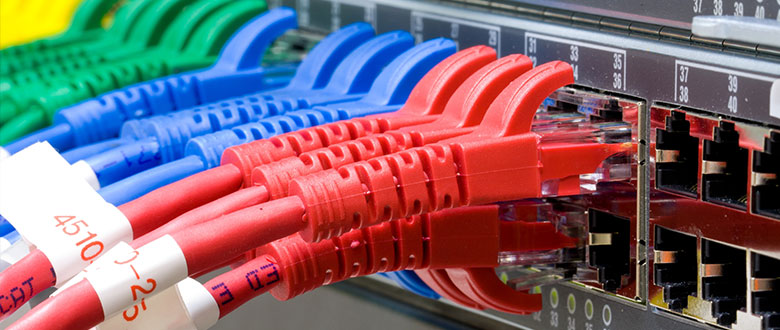 Alhambra California On Site Networks, Voice and Data Cabling Services